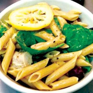 One Pot, Mediterranean Inspired Pasta