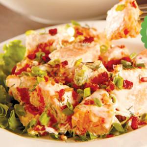 Savory Sweet Potato Salad